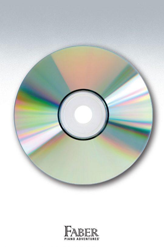 Accelerated Piano Adventures® Popular Repertoire Book 1 CD
