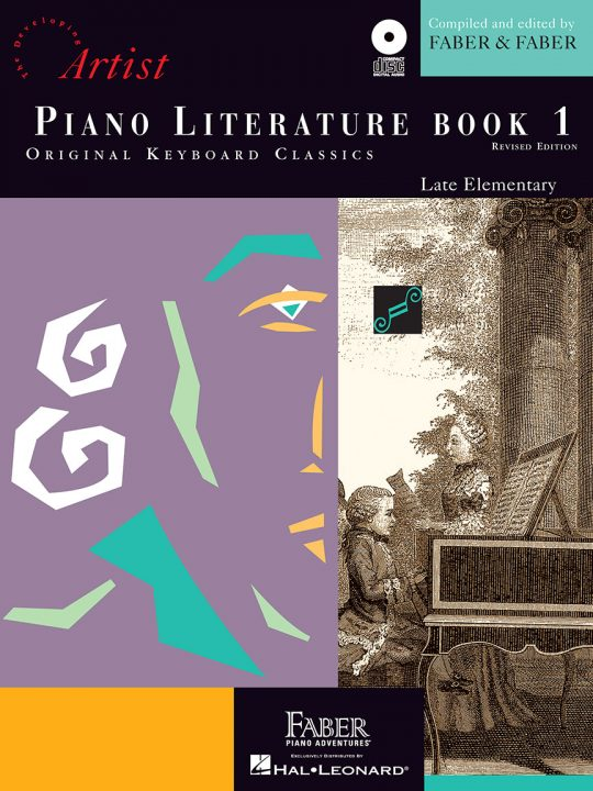 Piano Literature Book 1