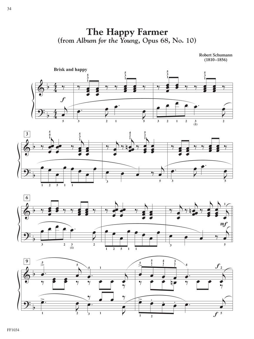 Piano Literature Book 2 Piano Adventures United Kingdom