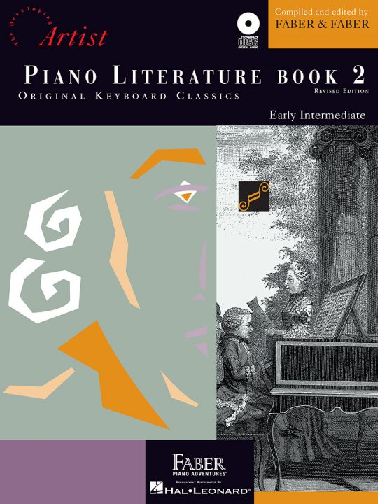 Piano Literature Book 2