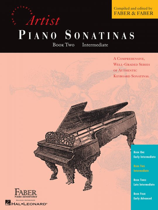 Piano Sonatinas Book 2