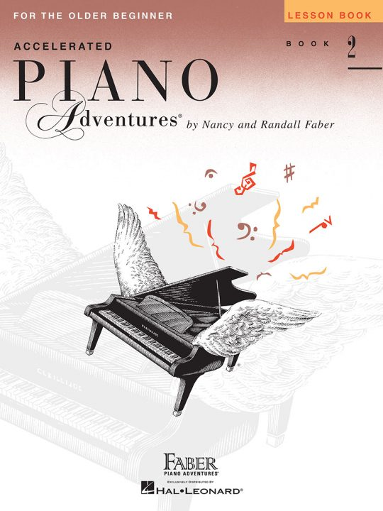 Accelerated Piano Adventures® Lesson Book 2
