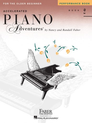 Accelerated Piano Adventures® Performance Book 2