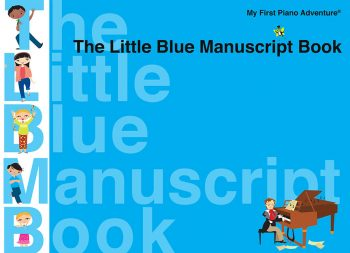 The Little Blue Manuscript Book