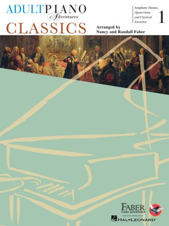 Adult Piano Adventures Classics Book 1