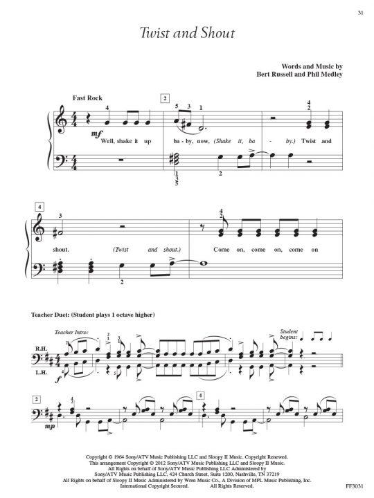 Adult Piano Adventures Popular Book 1
