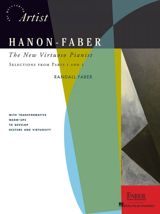 Hanon-Faber, The New Virtuoso Pianist