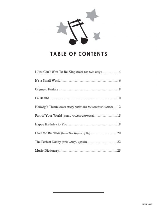 Piano Adventures Student Choice Popular Level 3