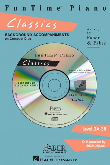 FunTime® Piano Classics CD