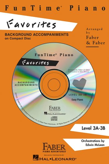 FunTime® Piano Favorites CD