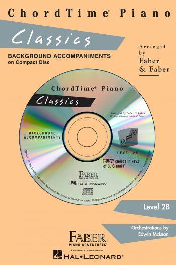 ChordTime® Piano Classics CD