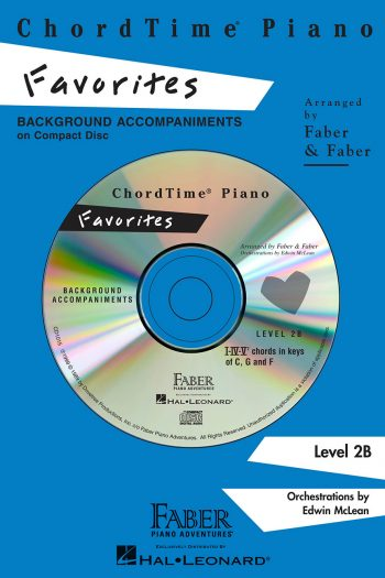ChordTime® Piano Favorites CD