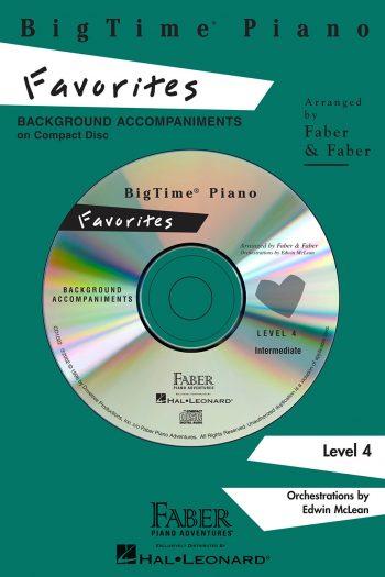 BigTime® Piano Favorites CD