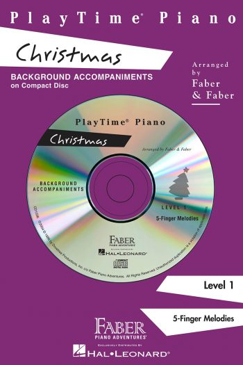PlayTime® Piano Christmas CD
