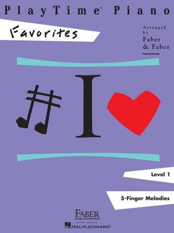 PlayTime® Piano Favorites