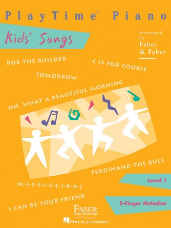PlayTime® Piano Kids' Songs