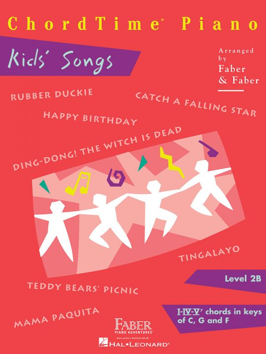 ChordTime® Piano Kids' Songs