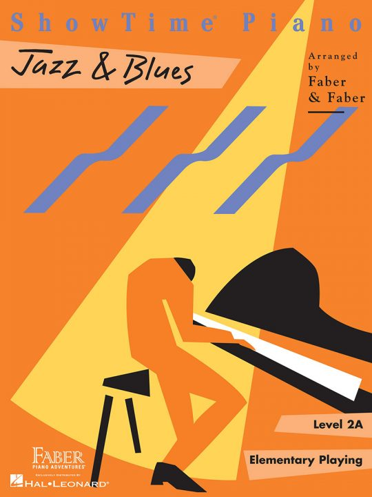ShowTime® Piano Jazz & Blues