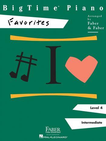 BigTime® Piano Favorites