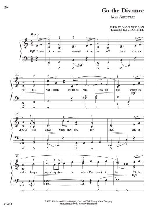 FunTime® Piano Disney